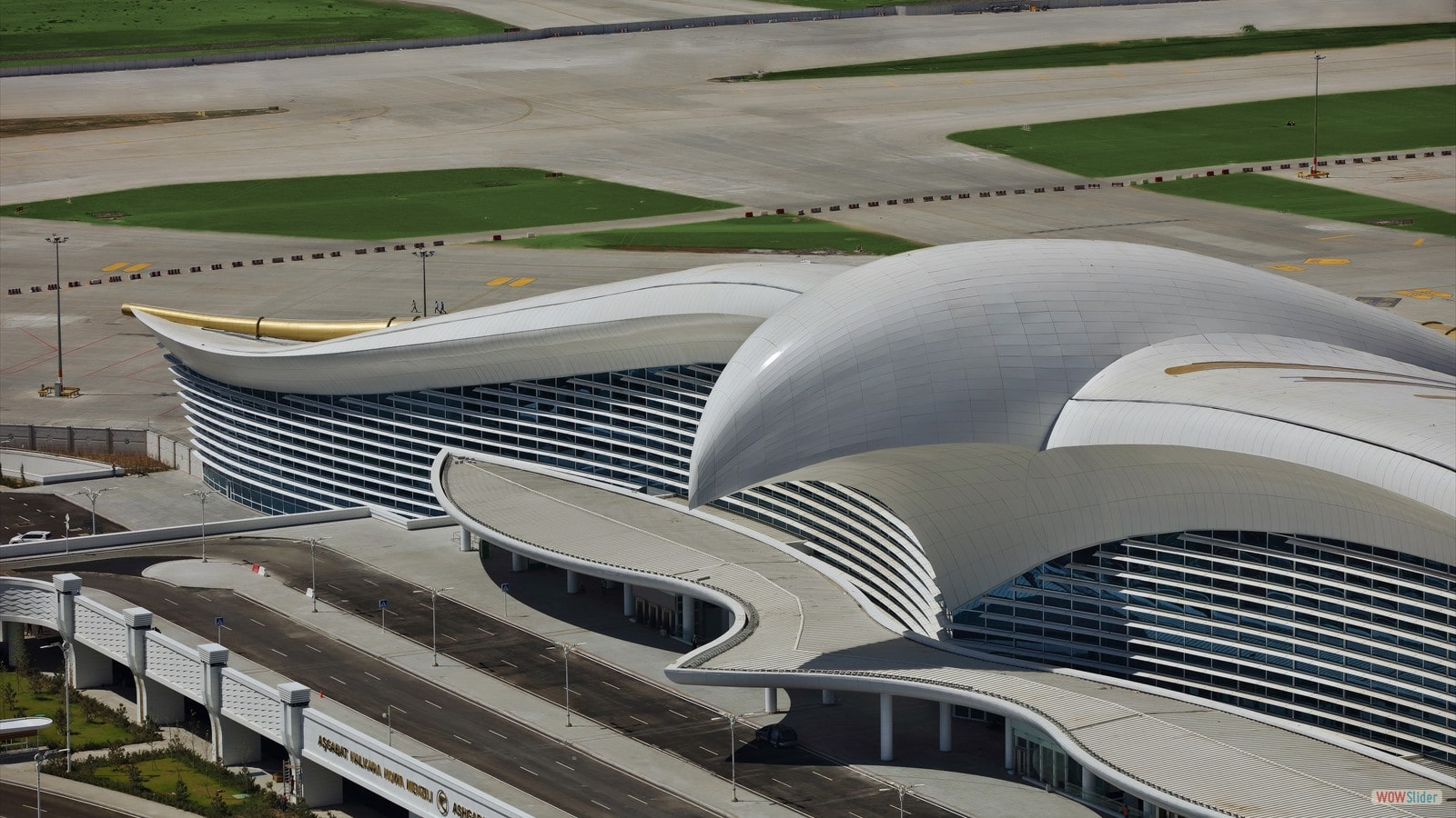 POHL / Ashgabat International Airport, Turkmenistan